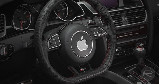 Apple'dan otomobil dünyasını üzen karar galerisi resim 4