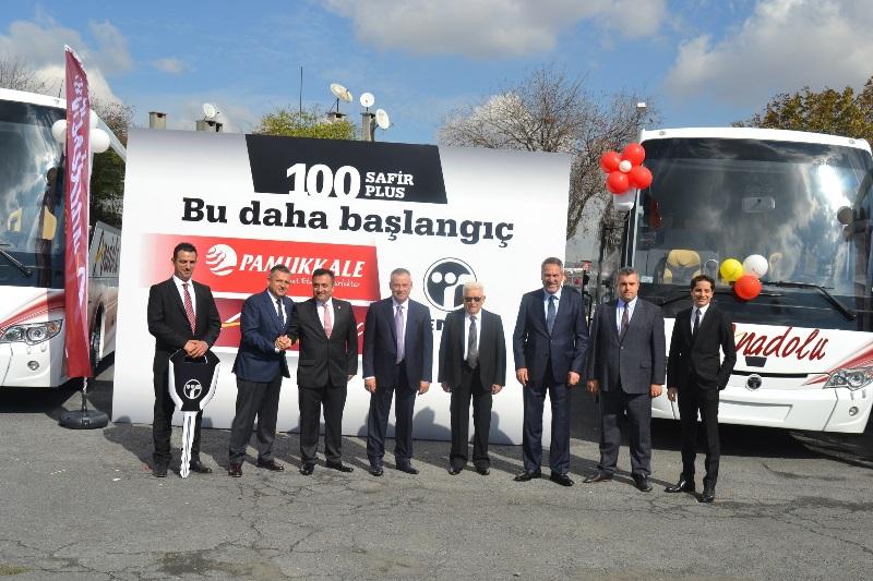 Anadolu Ulaşım 50 Safir aldı, 50 Safir yolda galerisi resim 5
