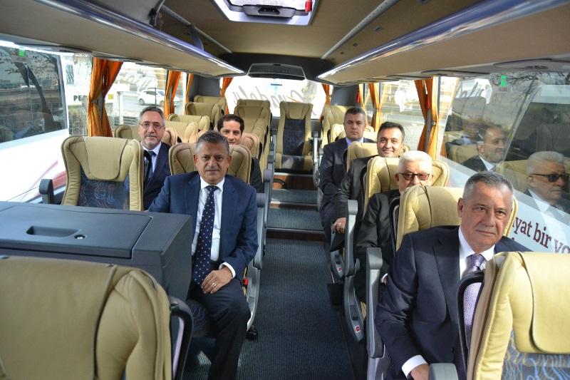 Anadolu Ulaşım 50 Safir aldı, 50 Safir yolda galerisi resim 7