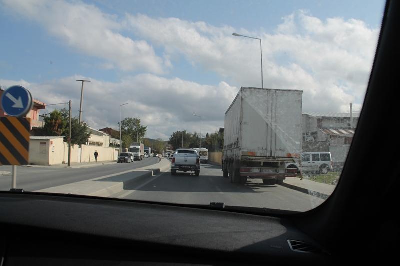 Boşuna trafik çilesi çektiğimizi kare kare kanıtladık galerisi resim 21