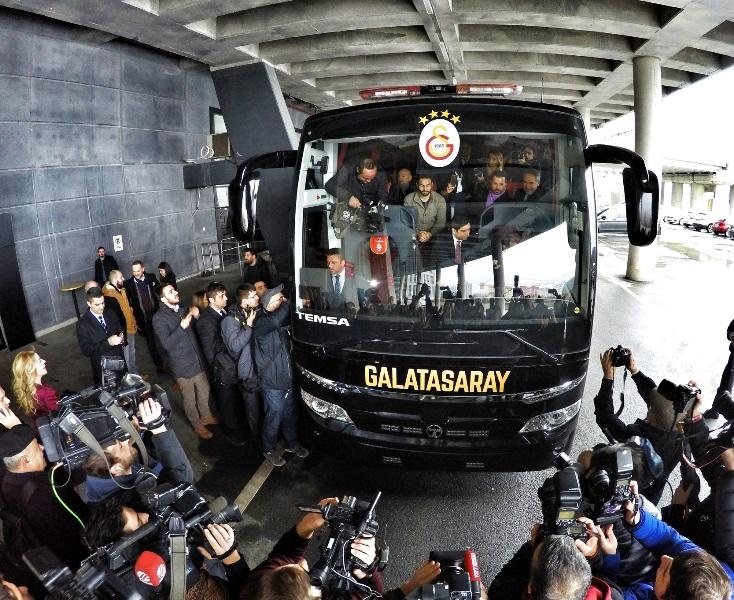 Galatasaray'ı şampiyonluğa TEMSA taşıyacak galerisi resim 3