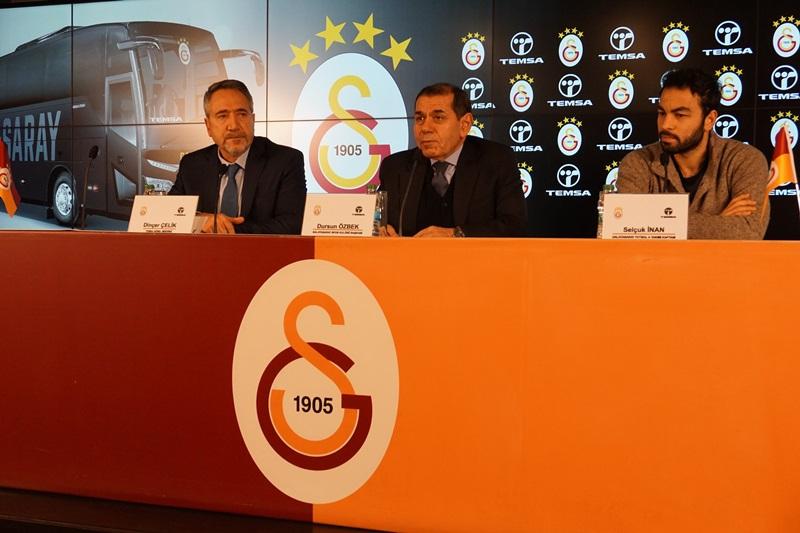 Galatasaray'ı şampiyonluğa TEMSA taşıyacak galerisi resim 4