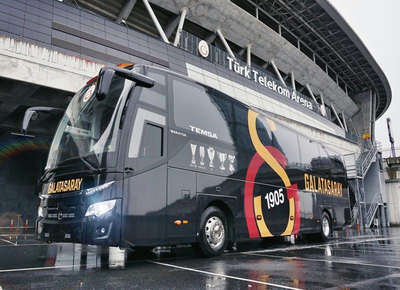 Galatasaray'ı şampiyonluğa TEMSA taşıyacak galerisi resim 6