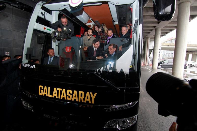 Galatasaray'ı şampiyonluğa TEMSA taşıyacak galerisi resim 8