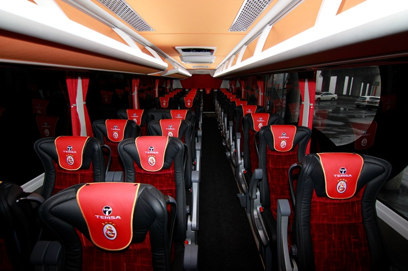 Galatasaray'ı şampiyonluğa TEMSA taşıyacak galerisi resim 9