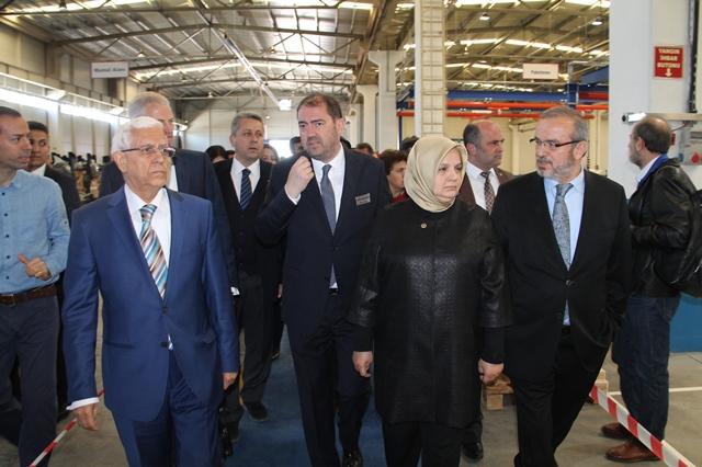 SAF-HOLLAND, Türkiye'de üretim için yatırım yapıyor galerisi resim 15