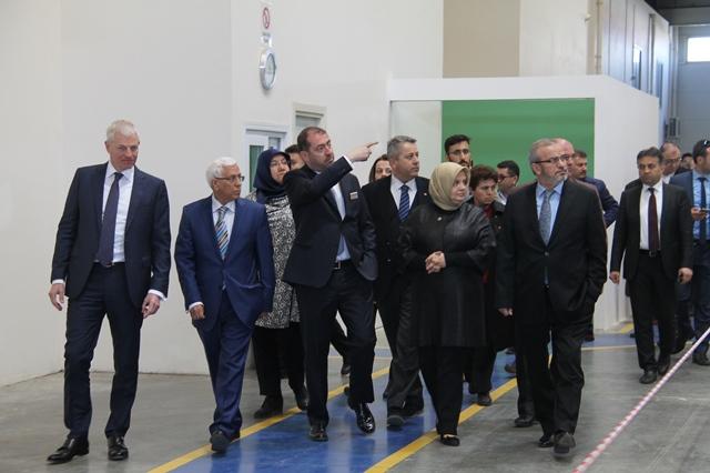 SAF-HOLLAND, Türkiye'de üretim için yatırım yapıyor galerisi resim 17