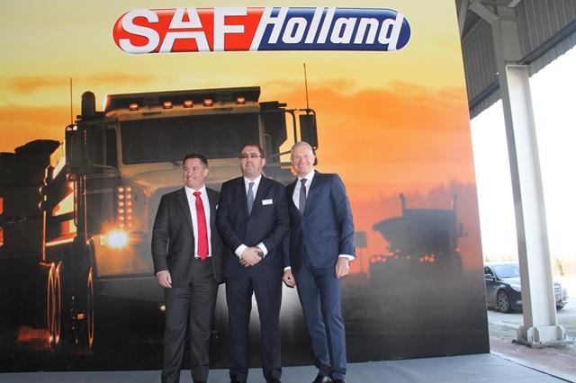 SAF-HOLLAND, Türkiye'de üretim için yatırım yapıyor galerisi resim 4