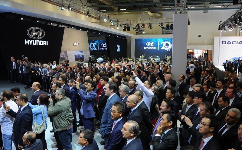 İstanbul Autoshow 2017 kapılarını açtı galerisi resim 11