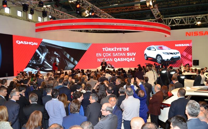 İstanbul Autoshow 2017 kapılarını açtı galerisi resim 15