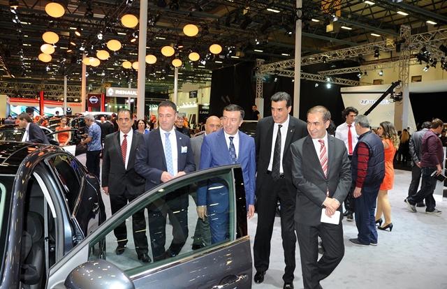 İstanbul Autoshow 2017 kapılarını açtı galerisi resim 22