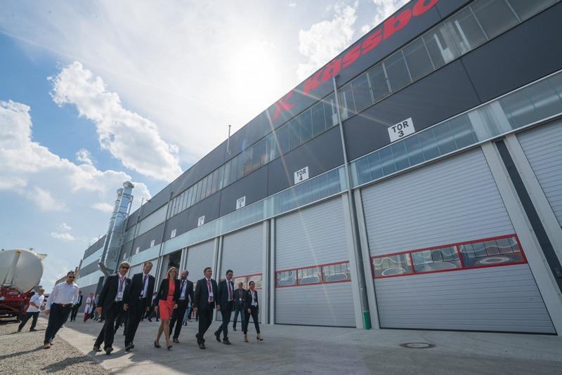 TIRSAN, Almanya'daki 2. fabrikasını açtı galerisi resim 22