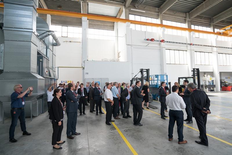 TIRSAN, Almanya'daki 2. fabrikasını açtı galerisi resim 5