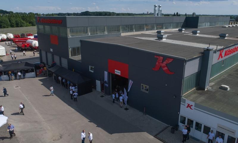 TIRSAN, Almanya'daki 2. fabrikasını açtı galerisi resim 9