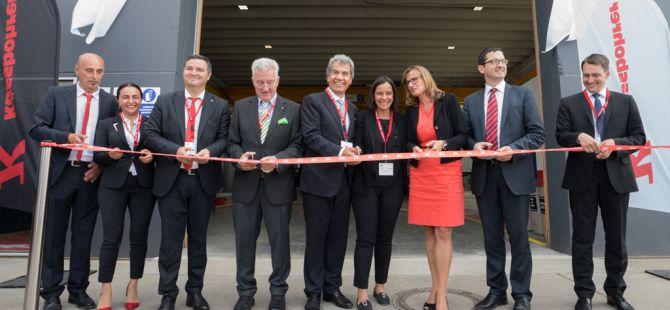 TIRSAN, Almanya'daki 2. fabrikasını açtı