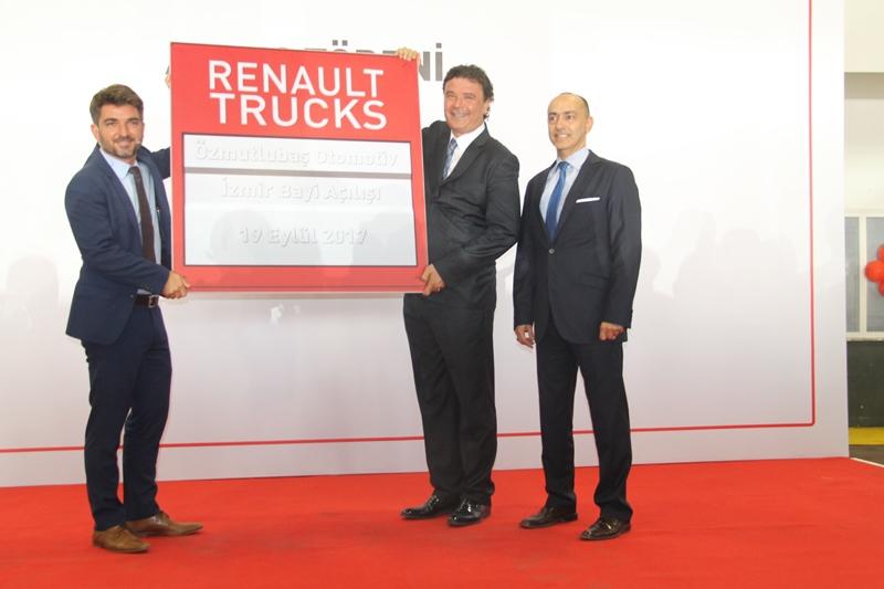 Renault Trucks Ege'de güçleniyor galerisi resim 16