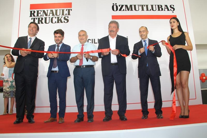 Renault Trucks Ege'de güçleniyor galerisi resim 17