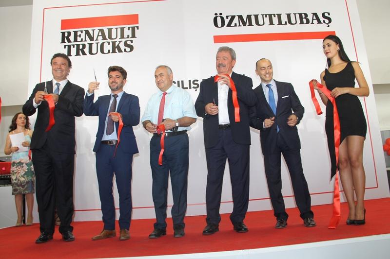 Renault Trucks Ege'de güçleniyor galerisi resim 18