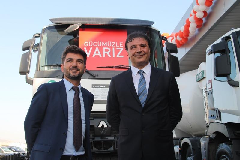 Renault Trucks Ege'de güçleniyor galerisi resim 35