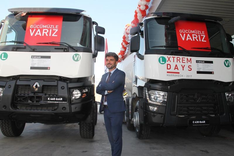 Renault Trucks Ege'de güçleniyor galerisi resim 37