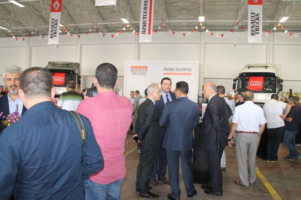 Renault Trucks Ege'de güçleniyor galerisi resim 6