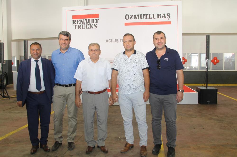 Renault Trucks Ege'de güçleniyor galerisi resim 9