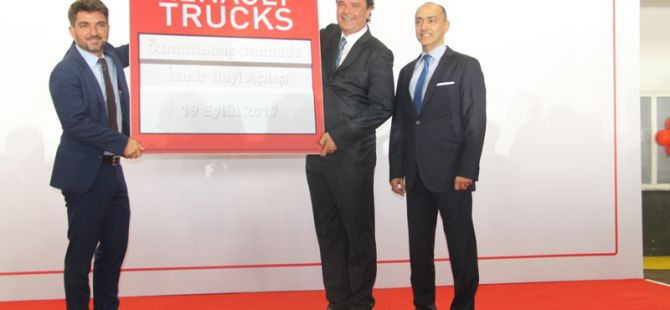 Renault Trucks Ege'de güçleniyor
