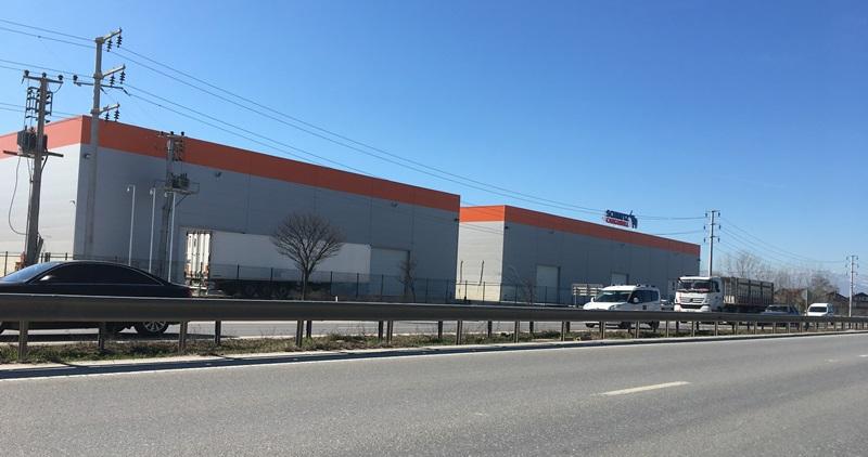 Schmitz Cargobull Türkiye'deki fabrikasını açtı galerisi resim 1