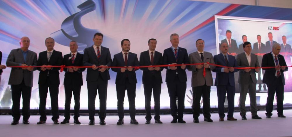 Schmitz Cargobull Türkiye'deki fabrikasını açtı galerisi resim 12