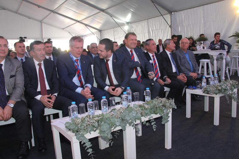 Schmitz Cargobull Türkiye'deki fabrikasını açtı galerisi resim 4