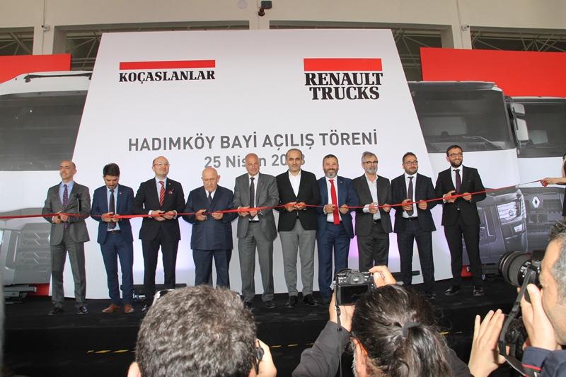 Koçaslanlar Hadımköy Bayi hizmete girdi galerisi resim 15