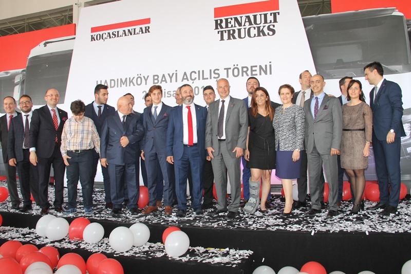 Koçaslanlar Hadımköy Bayi hizmete girdi galerisi resim 16
