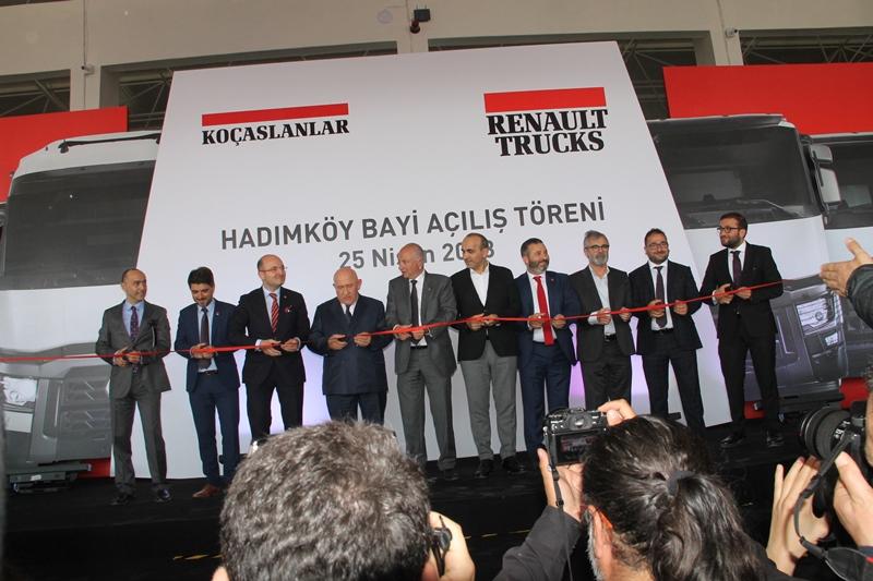 Koçaslanlar Hadımköy Bayi hizmete girdi galerisi resim 13