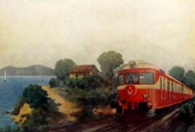 Cumhuriyet dönemi renkli ray serüvenimizin kimi belgeleri (1) galerisi resim 10