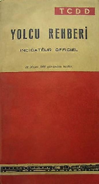 Cumhuriyet dönemi renkli ray serüvenimizin kimi belgeleri (1) galerisi resim 11