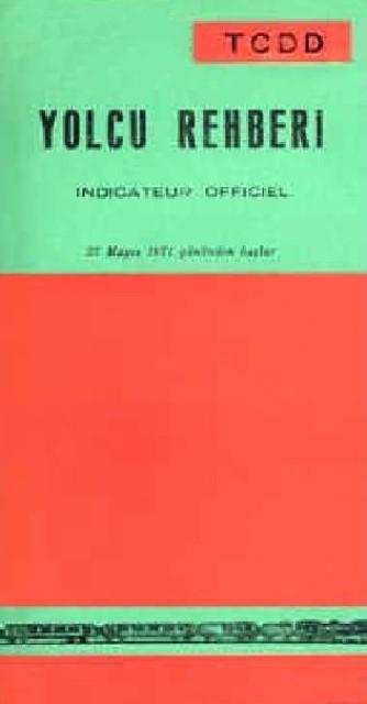 Cumhuriyet dönemi renkli ray serüvenimizin kimi belgeleri (1) galerisi resim 13