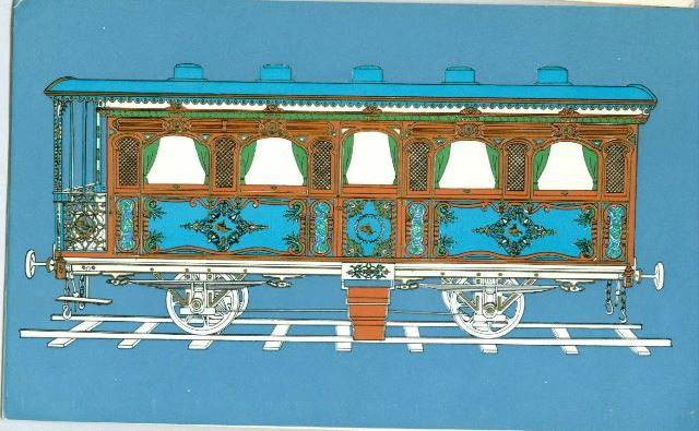 Cumhuriyet dönemi renkli ray serüvenimizin kimi belgeleri (1) galerisi resim 15