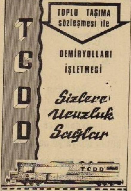 Cumhuriyet dönemi renkli ray serüvenimizin kimi belgeleri (1) galerisi resim 20