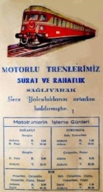 Cumhuriyet dönemi renkli ray serüvenimizin kimi belgeleri (1) galerisi resim 4