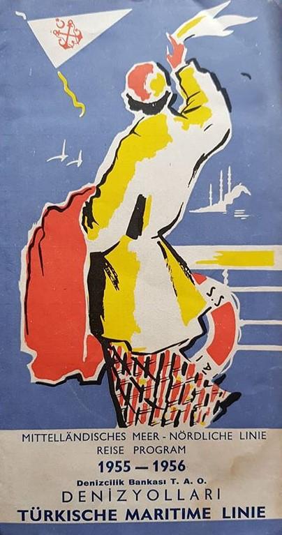 Kabotaj Kanunu Sonrası Denizciliğimize Ait Birtakım Renkli Belgeler galerisi resim 13