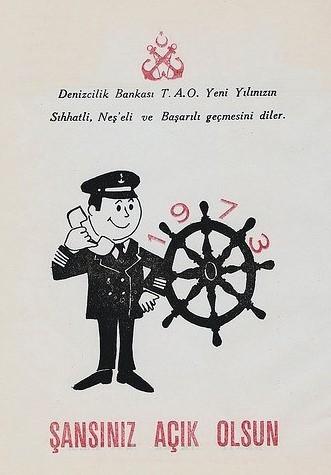 Kabotaj Kanunu Sonrası Denizciliğimize Ait Birtakım Renkli Belgeler galerisi resim 31