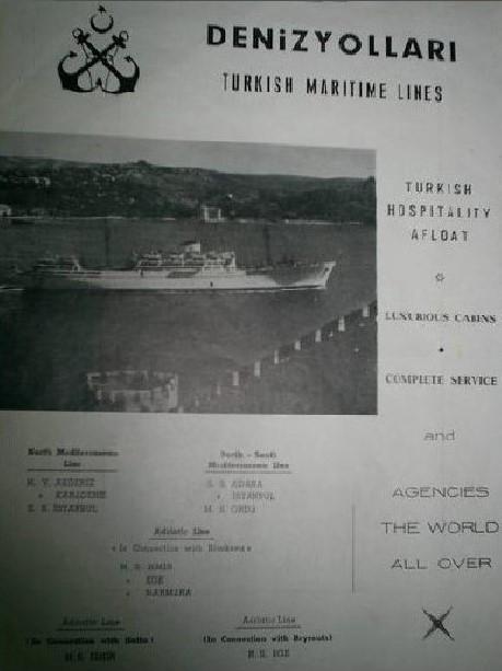 Kabotaj Kanunu Sonrası Denizciliğimize Ait Birtakım Renkli Belgeler galerisi resim 51