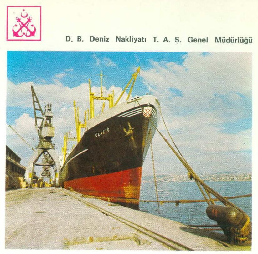 Kabotaj Kanunu Sonrası Denizciliğimize Ait Birtakım Renkli Belgeler galerisi resim 57