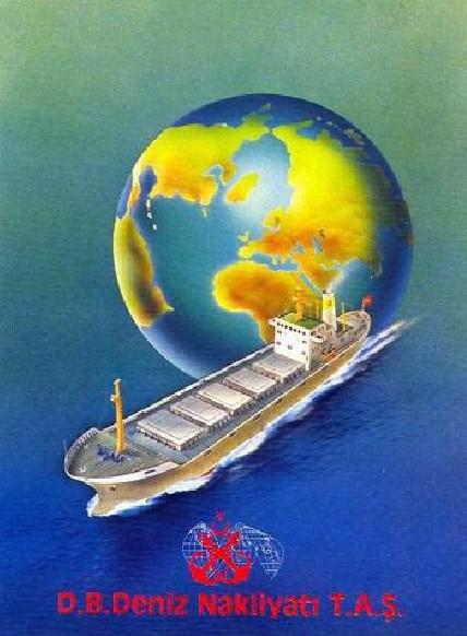 Kabotaj Kanunu Sonrası Denizciliğimize Ait Birtakım Renkli Belgeler galerisi resim 59