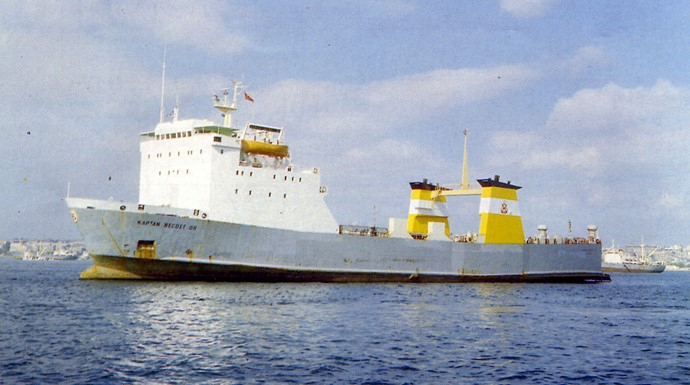 Kabotaj Kanunu Sonrası Denizciliğimize Ait Birtakım Renkli Belgeler galerisi resim 73