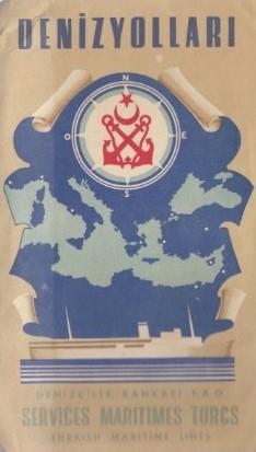 Kabotaj Kanunu Sonrası Denizciliğimize Ait Birtakım Renkli Belgeler galerisi resim 9