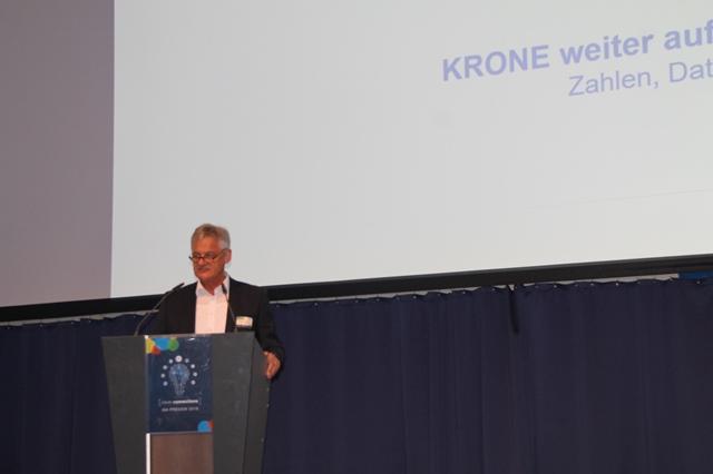 Krone, dünyanın en modern kataforez tesisini tanıttı galerisi resim 4