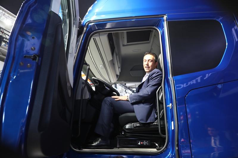 Ford Trucks'ın %90 Türk kamyonu Avrupa'da tacını taktı galerisi resim 1