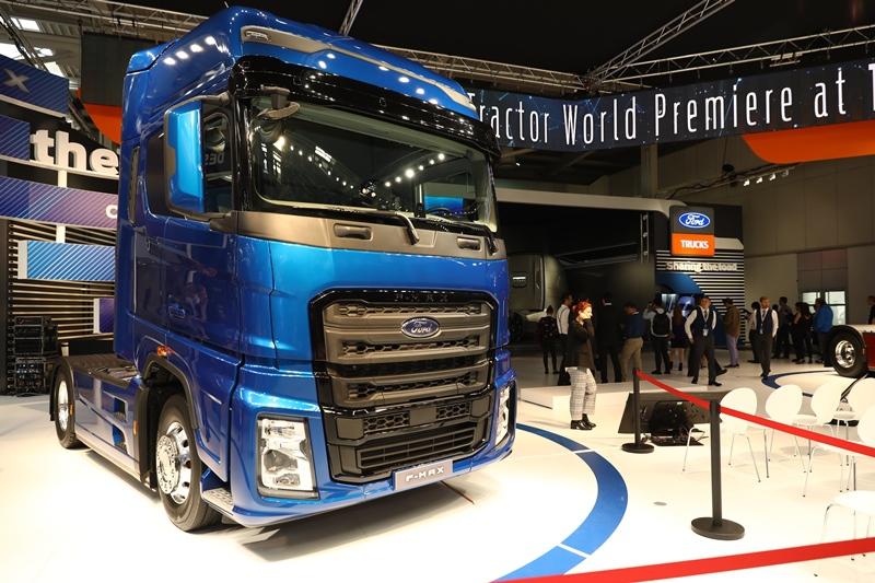 Ford Trucks'ın %90 Türk kamyonu Avrupa'da tacını taktı galerisi resim 13