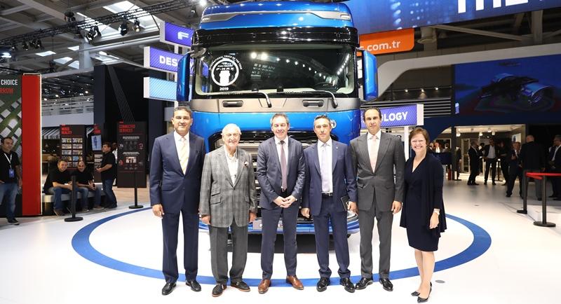 Ford Trucks'ın %90 Türk kamyonu Avrupa'da tacını taktı galerisi resim 14